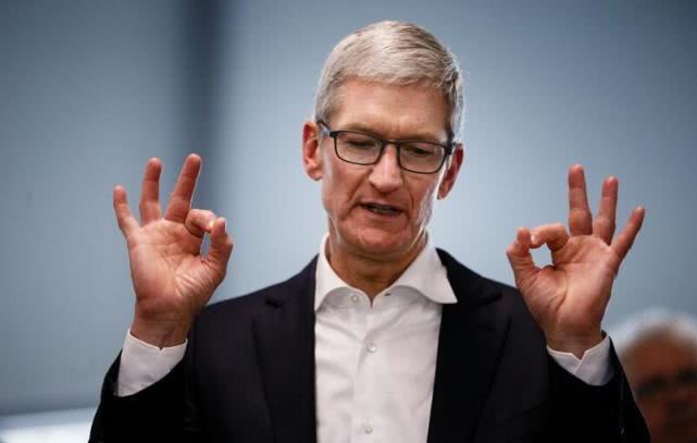 库克或暗示正苹果开发非软件的AR产品