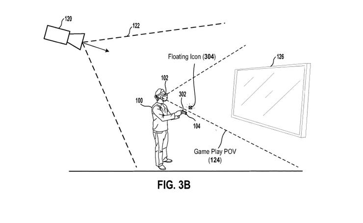 索尼新专利:为PSVR增加背部摄像头,以记录玩家周围环境增强游戏沉浸感
