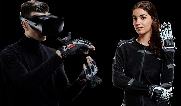 VR手套厂商Manus推出新Prime X系列手套,可用于动作捕捉和触觉反馈
