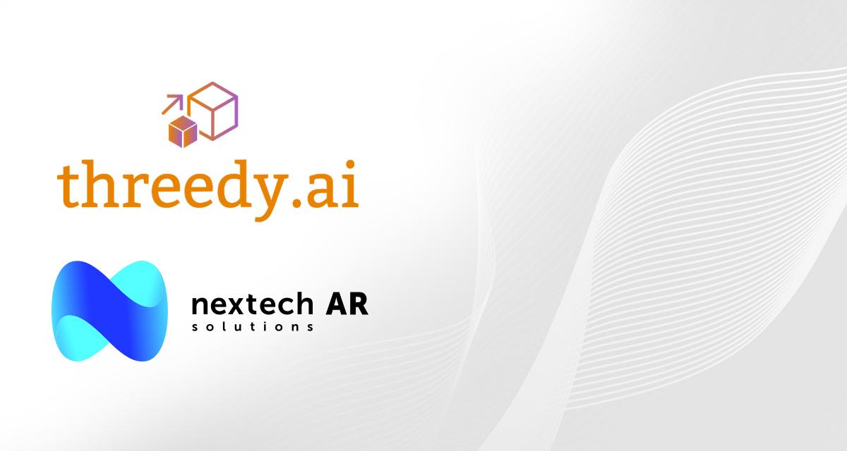 AR服务提供商Nextech AR收购AI公司Threedy,交易金额达950万美元