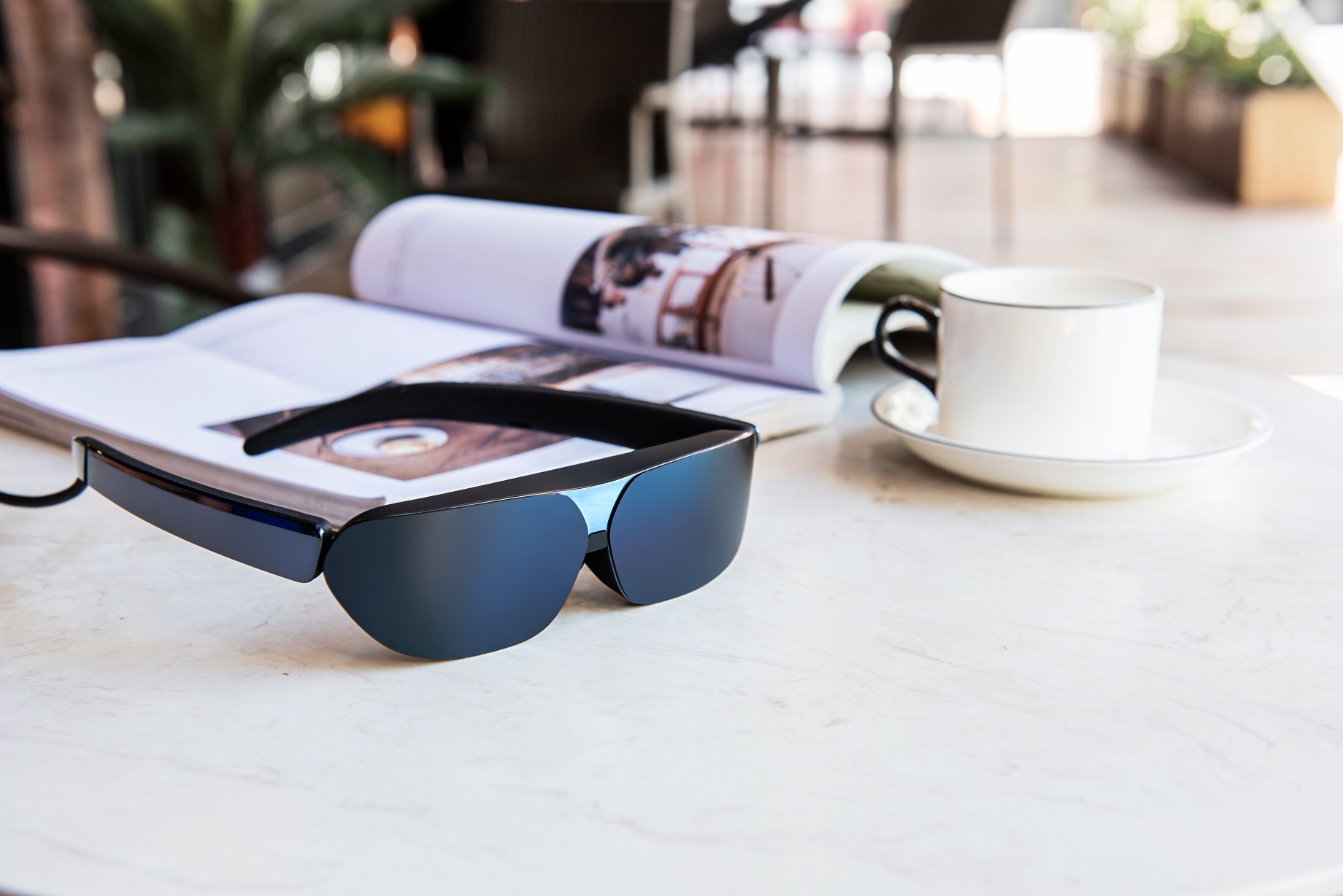 TCL智能眼镜NxtWear G将于7月首先在澳大利亚开始销售