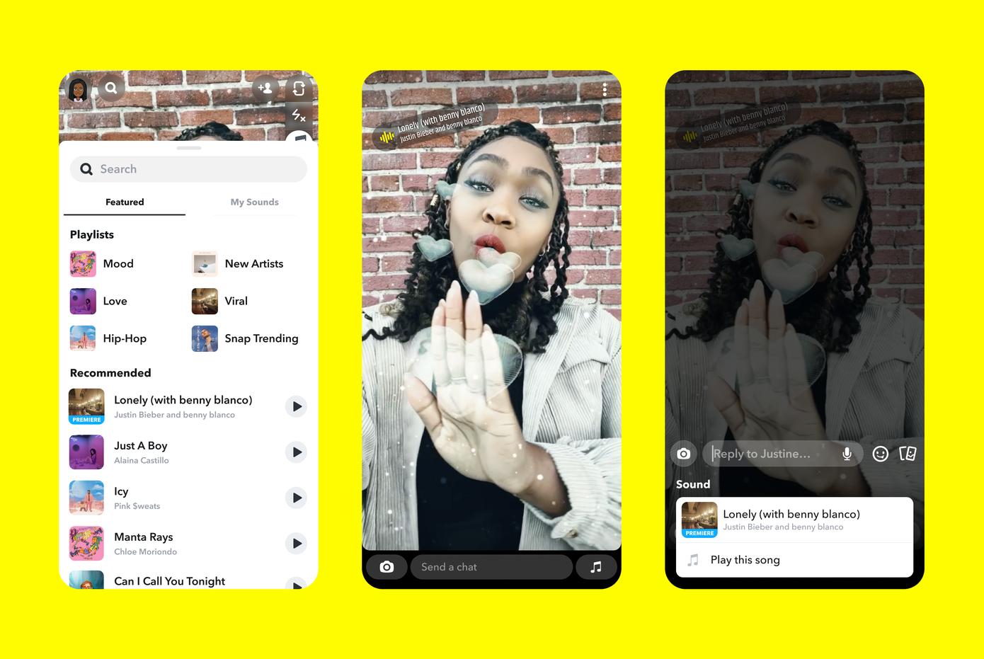 Snap透露与环球音乐集团合作,推动AR平台主流化