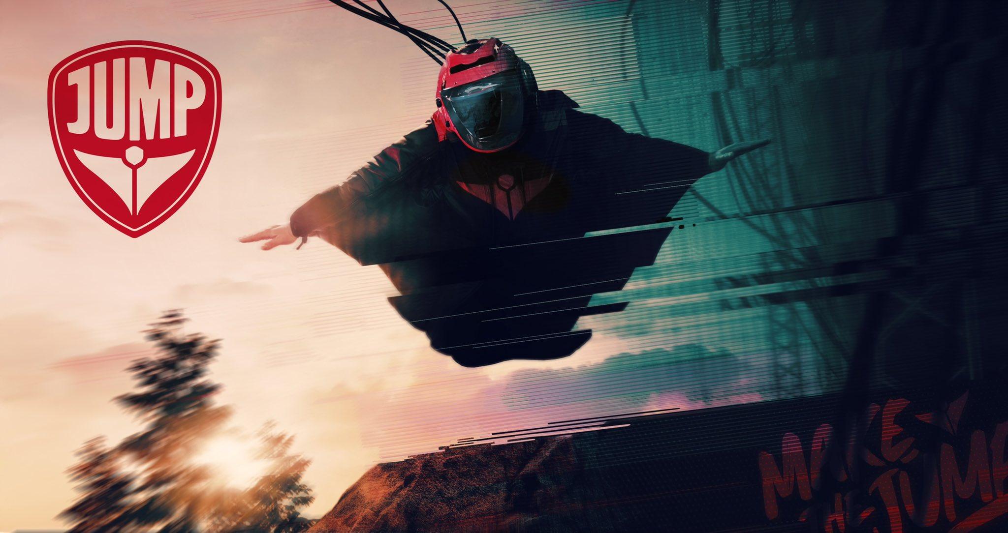 VR娱乐公司The VOID将于11月推出JUMP模拟翼装飞行项目