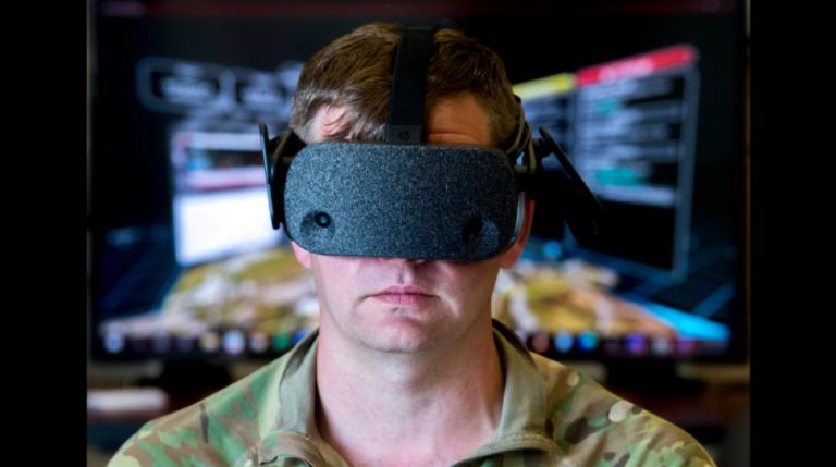 美国空军扩大VR培训规模,并将VR用于虚拟指挥控制中心