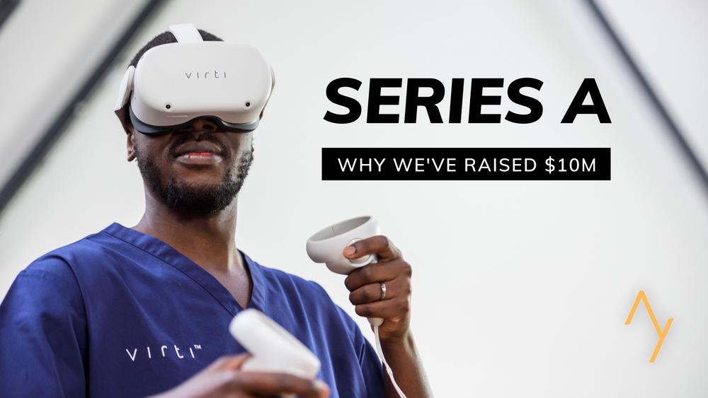VR培训平台Virti获得1000万美元A轮融资