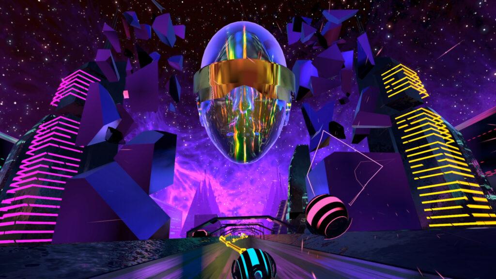 VR节奏游戏《Synth Riders》将于7月登陆PSVR