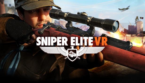 即将上线的VR射击游戏《Sniper Elite VR》试玩视频曝光