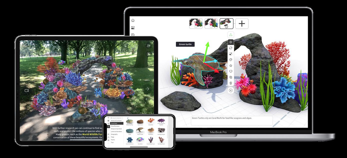 苹果和Snap的3D建模合作伙伴JigSpace获得470万美元A轮融资