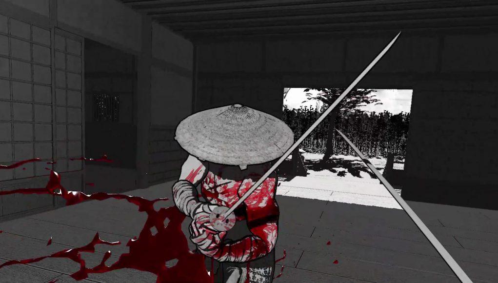 VR战斗沙盒游戏《Samurai Slaughter House》预计2022年发布