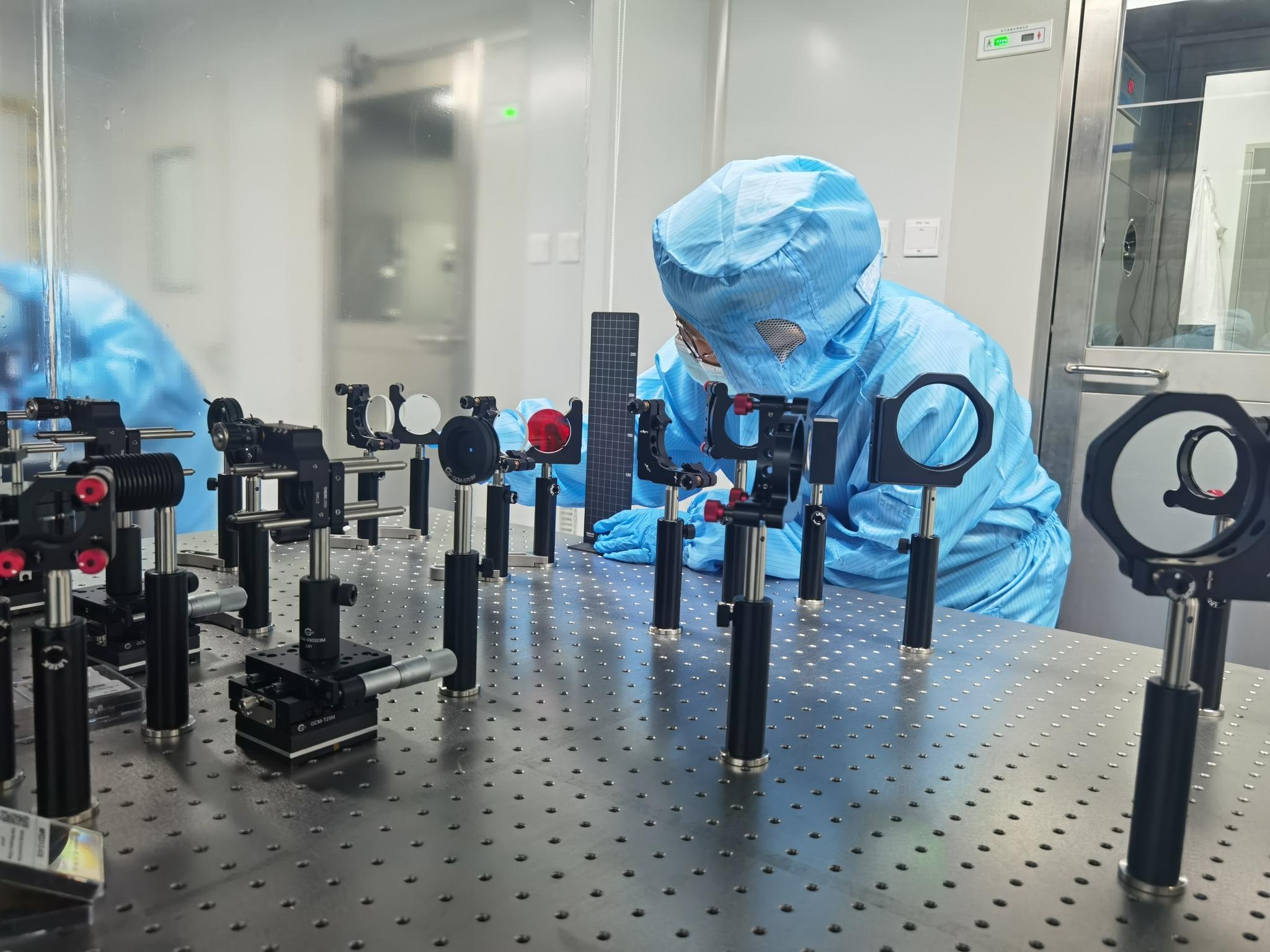 谷东科技发布OLED高亮AR光学模组