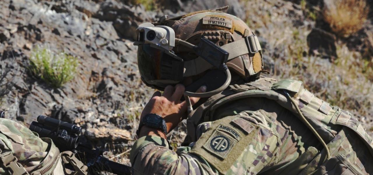 """美国陆军曝光军用级HoloLens 2士兵佩戴图,神似""""星球大战"""""""