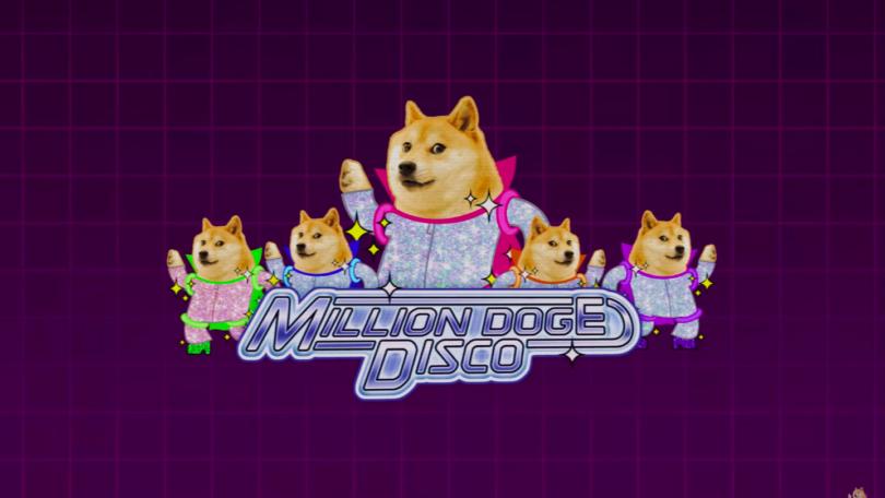 狗狗币版《Pokemon Go》,体验AR游戏《Million Doge Disco》可获得狗狗币与NFT产品