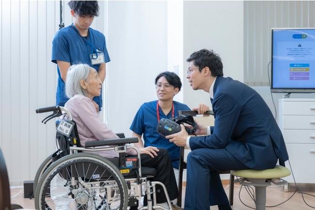 日本VR医疗设备公司mediVR获得5亿日元B轮融资