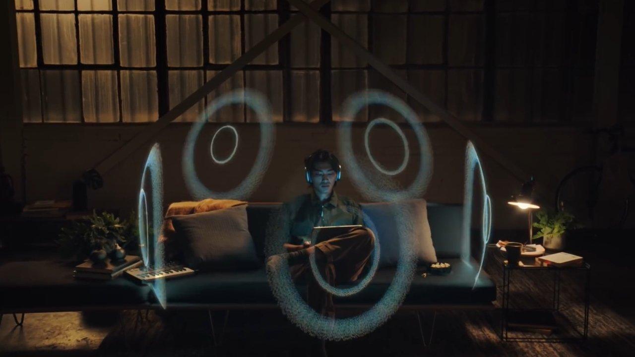 苹果新专利曝光:未来MR头显设备将配备空间音频系统