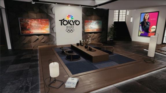 东京奥运会将在Oculus Quest播放部分赛事