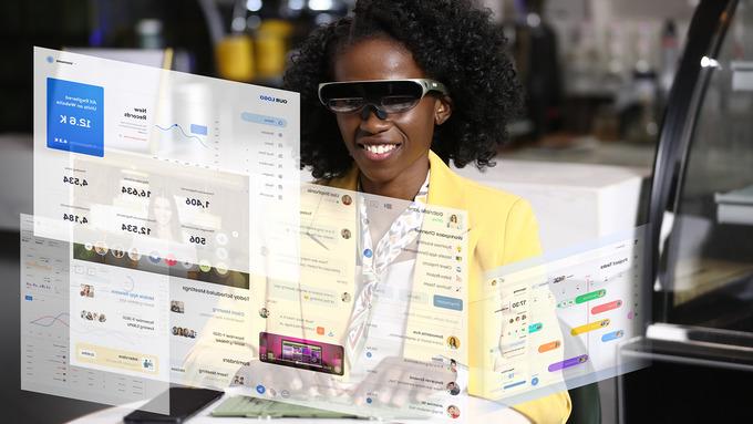 AR眼镜制造商Rokid为其新品发起众筹,已获得7万美元资金