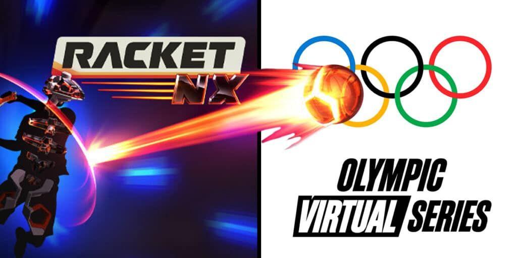 VR壁球游戏《Racket:NX》正在向奥运会项目迈出重要一步