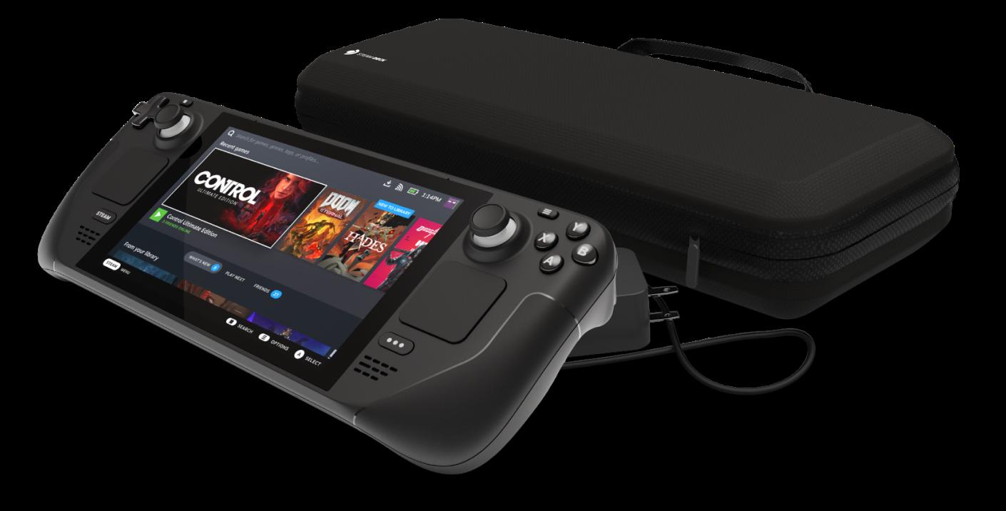 Valve新款手持游戏机Steam Deck不一定支持 VR运行