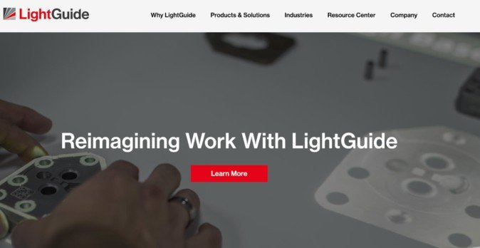 AR投影解决方案商LightGuide获得1500万美元B轮融资