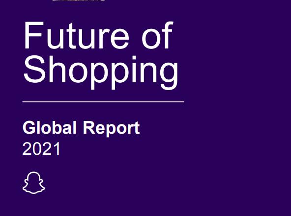Snapchat新报告预测:至2025年使用AR购物的Z世代消费者将增加36%