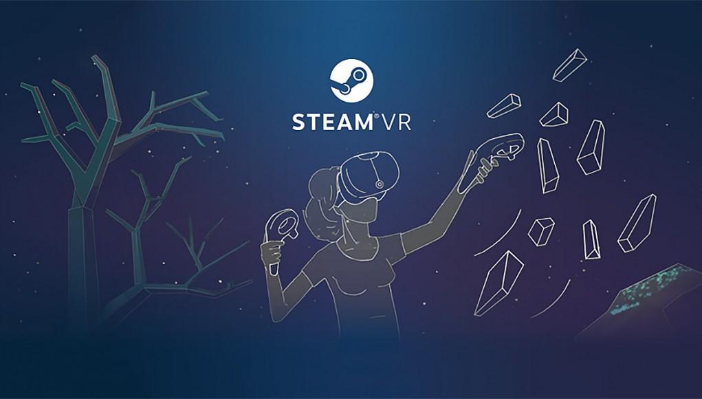 Steam VR:新数据显示6月VR头显用户数量急剧下降