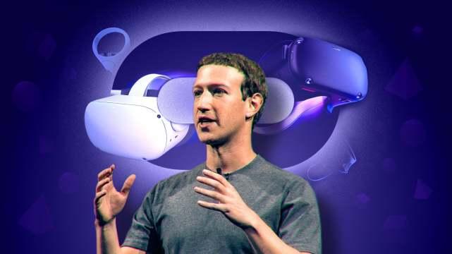 """扎克伯格专访实录:五年时间将FB打造为""""元宇宙公司"""""""