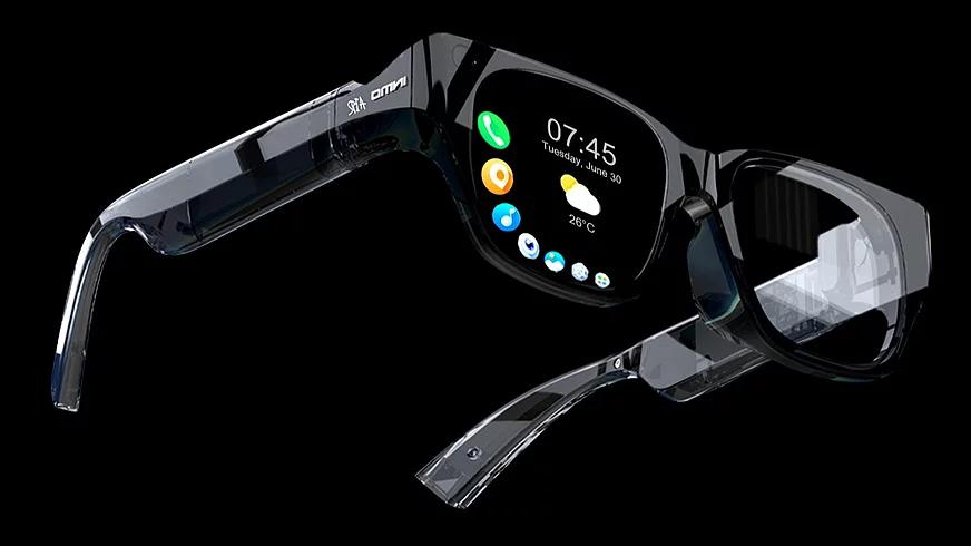 """最低399美元,重量仅78克,影目科技发布无线AR智能眼镜""""INMO Air"""""""