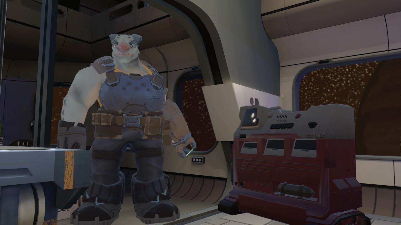 VR益智游戏《Arcsmith》已于7月29日正式上线Oculus Quset