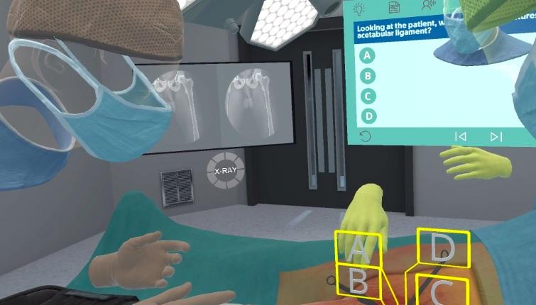 VR医疗模拟培训平台FundamentalVR新增触觉反馈功能,可提供软组织手术模拟