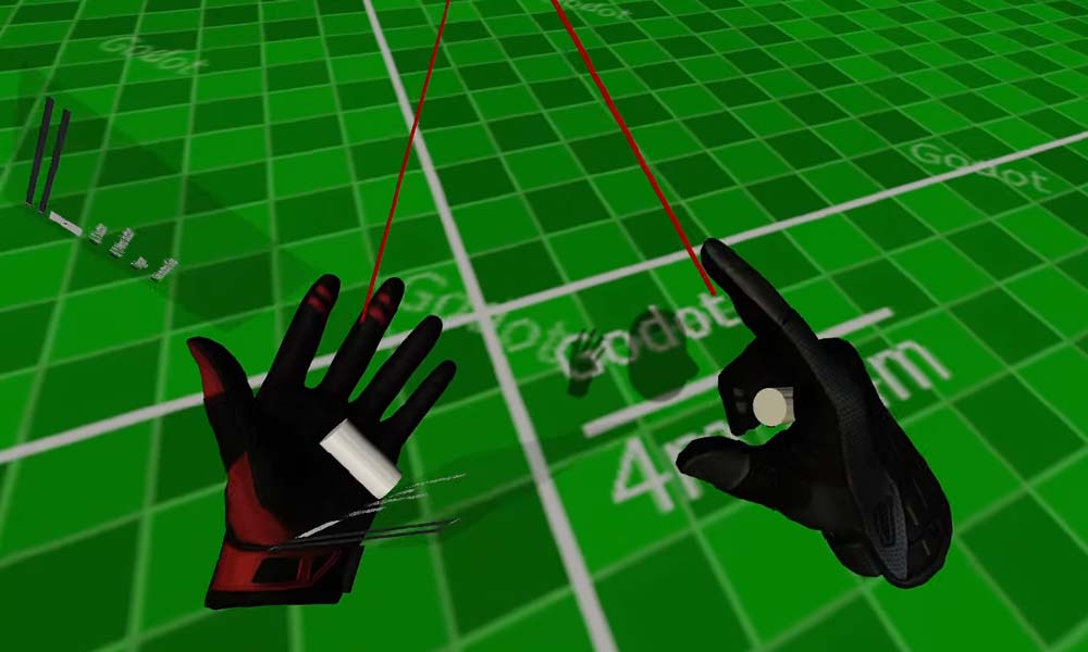 OpenXR: Valve发布带有手指追踪的VR手部模型