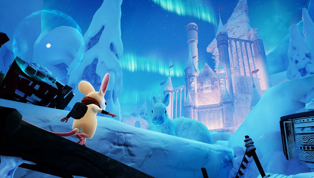 VR冒险游戏《Moss: Book II》将引入新的游戏机制和交互形式