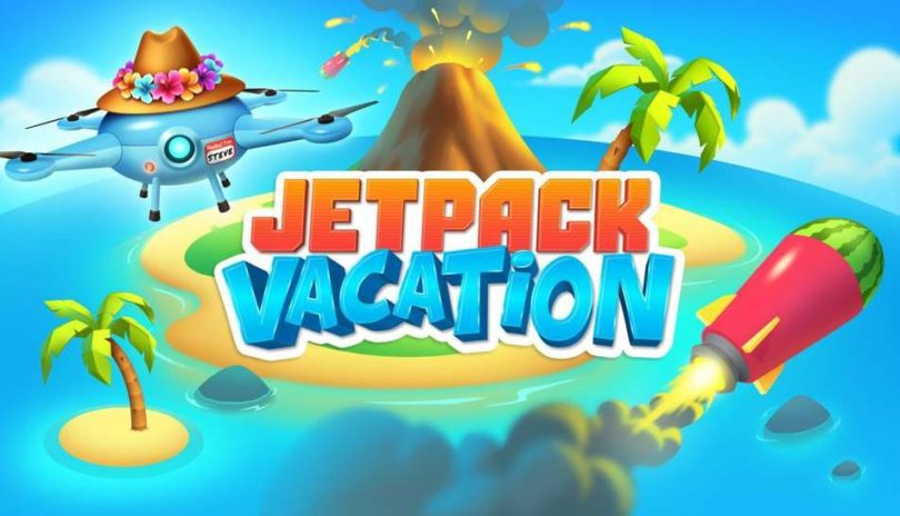 VR休闲游戏《Jetpack Vacation》将于10月20日在SteamVR上线