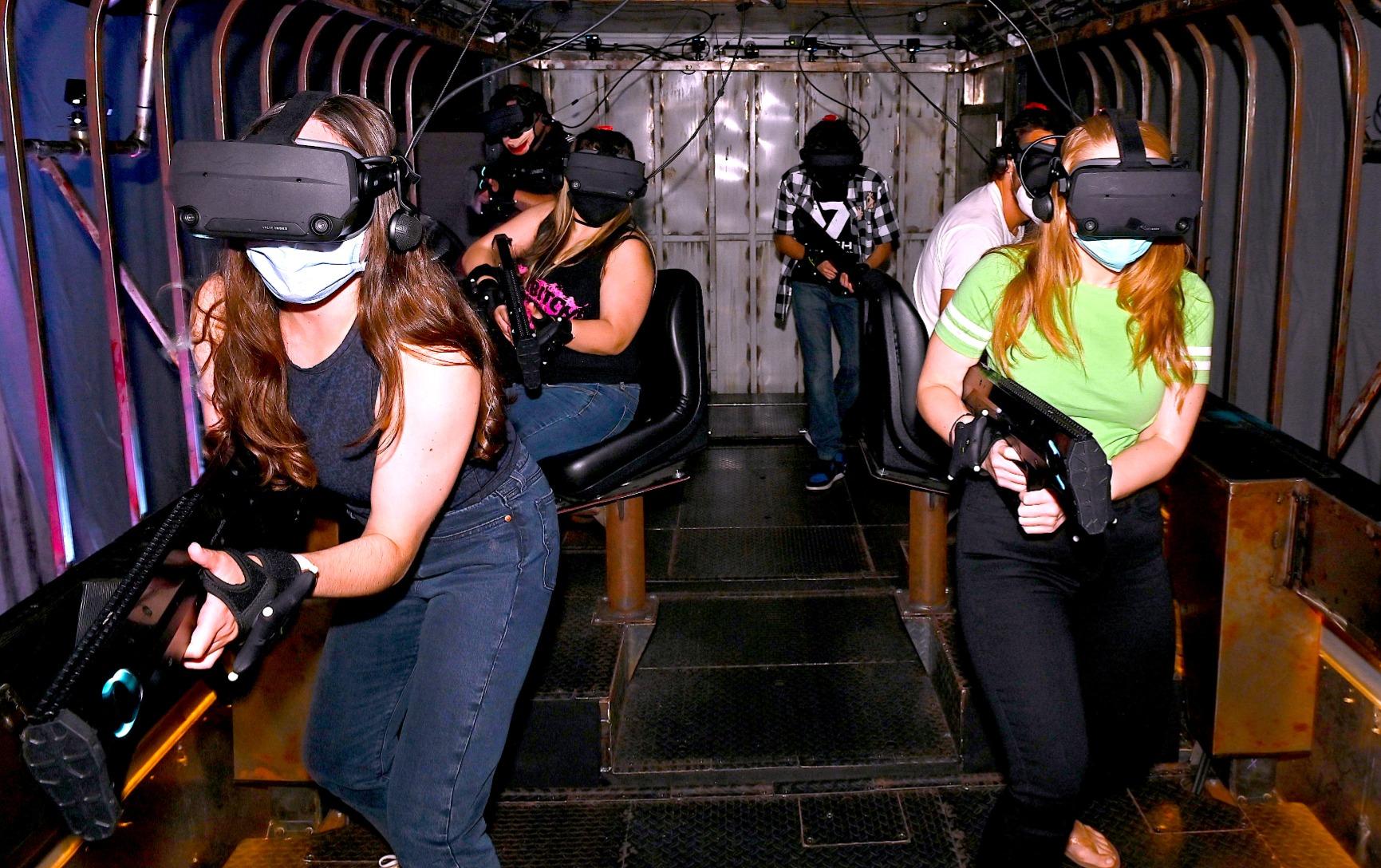 《活死人军团》VR线下巡回体验首站为洛杉矶,未来将扩大至21个城市