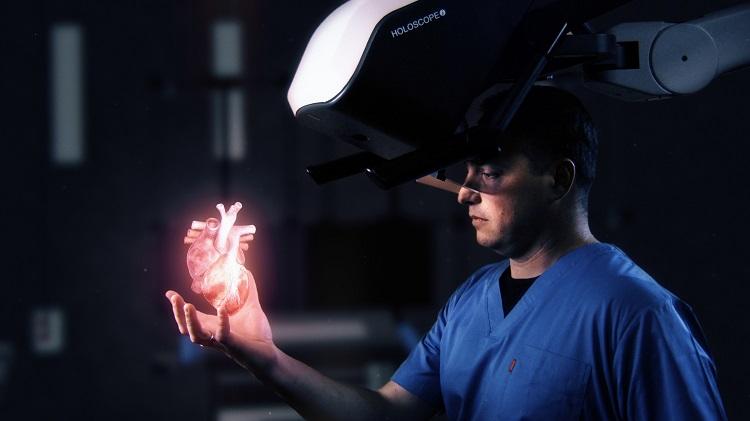 以色列医疗全息技术创企RealView宣布其HOLOSCOPE-i全息系统通过FDA认证