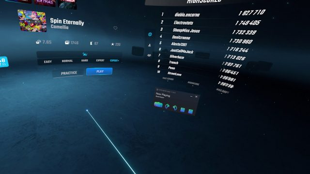 SteamVR发最新测试版更新,新增浮动窗口功能