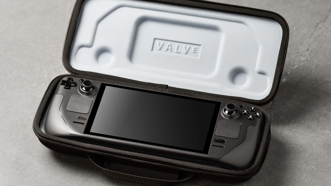 Valve公司暗示Steam Deck可用于独立VR头显