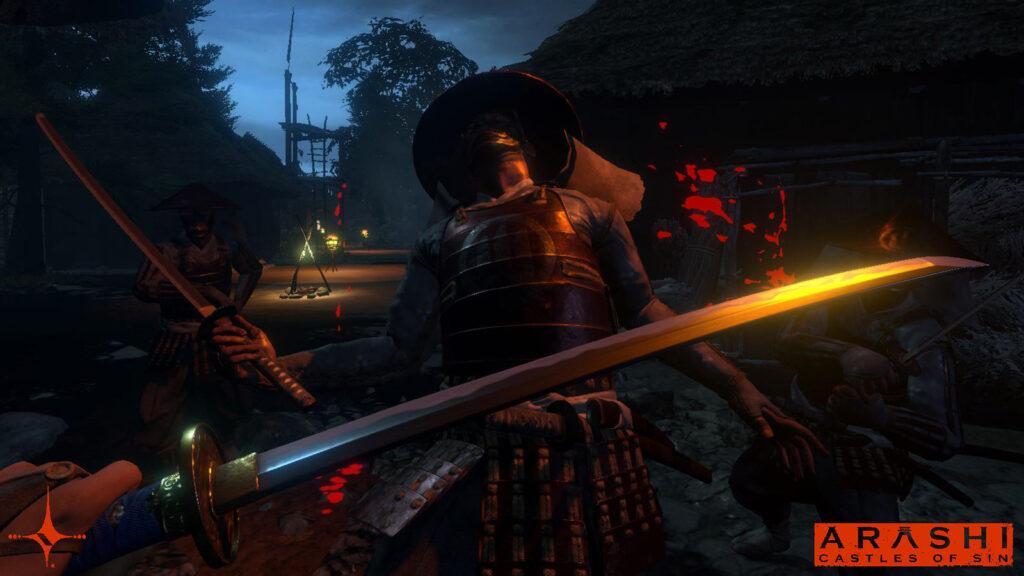 VR格斗游戏《Arashi: Castles Of Sin》将于8月11日推出PS VR版本