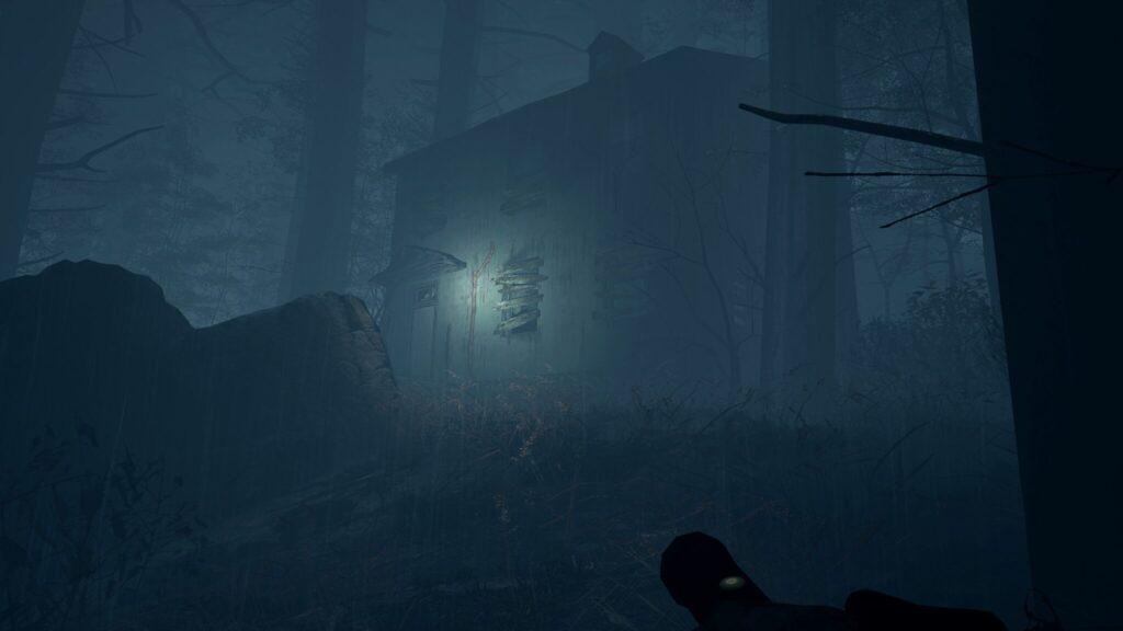 VR恐怖游戏《Blair Witch》现可支持PS VR和PC VR