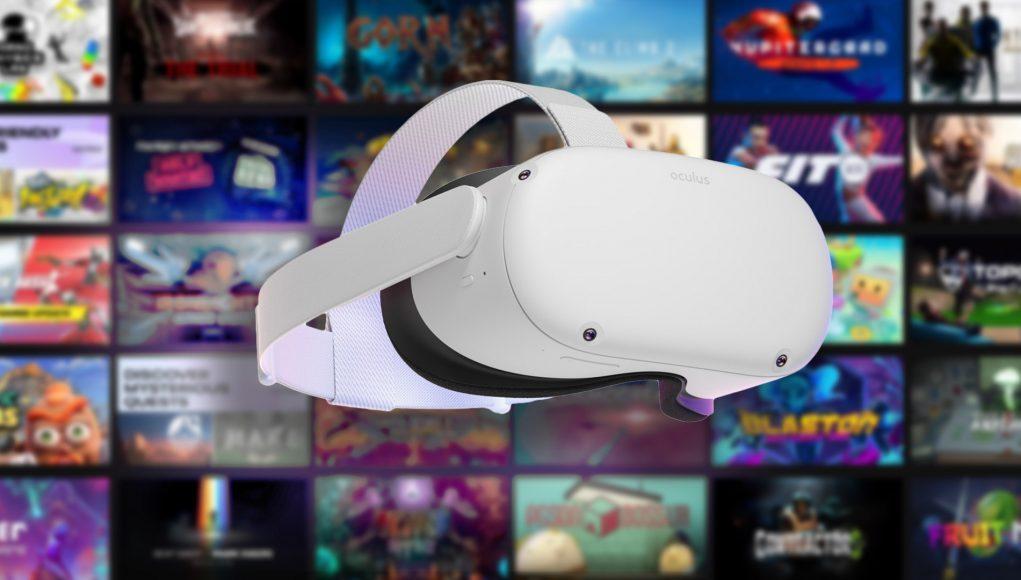 20个Oculus Quest上评价最佳和最受欢迎的游戏和应用程序