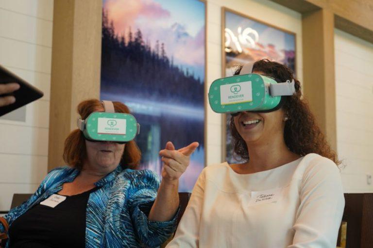 VR平台Rendever获美国NIH国家老龄化研究所200万美元拨款