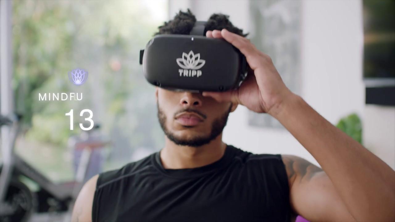 VR冥想初创公司TRIPP宣布收购PsyAssist,以提供VR迷幻疗法辅助治疗