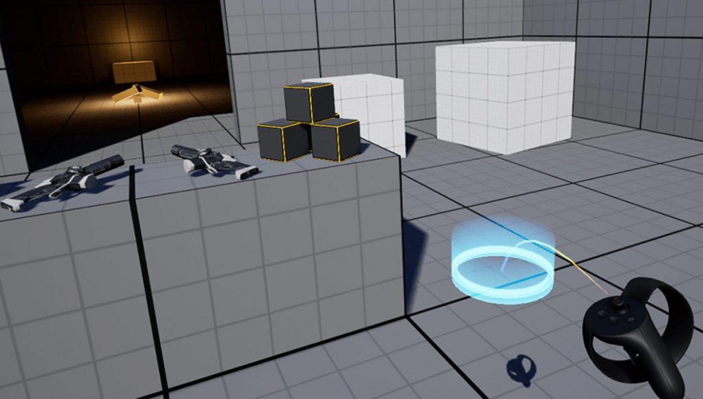 虚幻引擎4.27版新增对OpenXR支持,以及新VR/AR开发模板