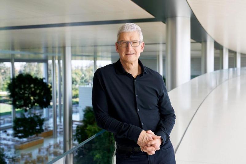 苹果CEO库克:我非常相信AR,它能真正放大技术与人的价值