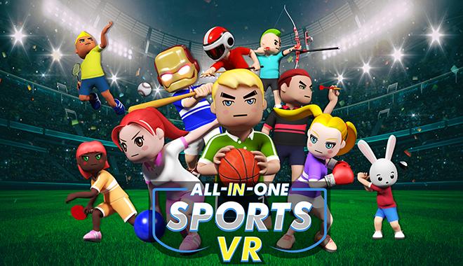 VR运动竞技游戏《多合一运动 VR》正式登陆 Pico Store