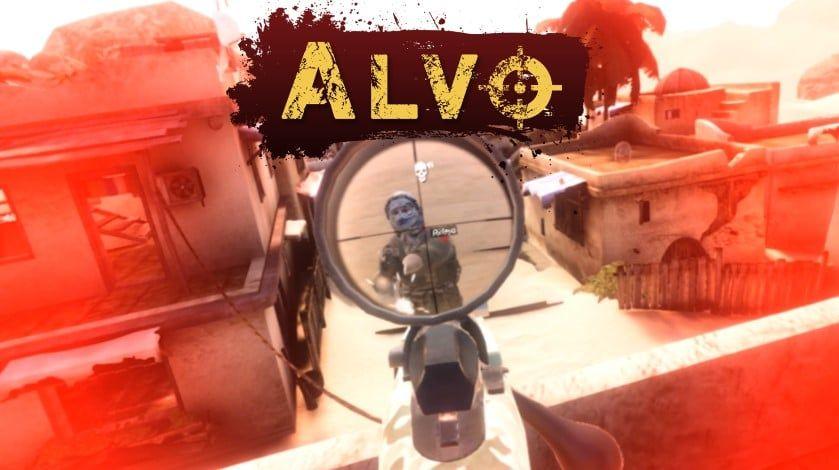 VR射击游戏《Alvo》在Quest设备中,仅支持在Quest 2 发行