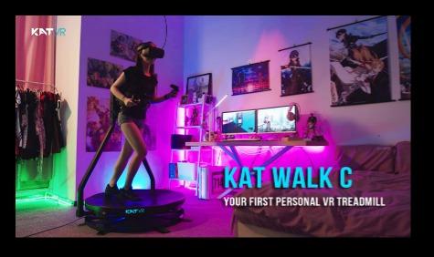 VR交互技术公司KATVR获得千万级A+轮融资