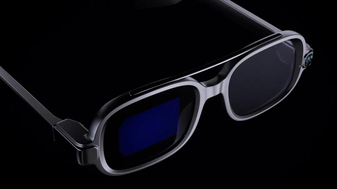 小米发布单目光波导AR智能眼镜,形态酷似普通眼镜