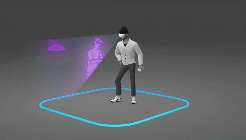 Quest或将更新Space Sense功能,可在他人进入游戏区时发出提醒
