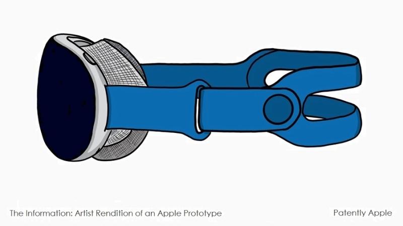 苹果新专利曝光:未来HMD将包括一系列面部传感器,以获得面部数据等更多信息