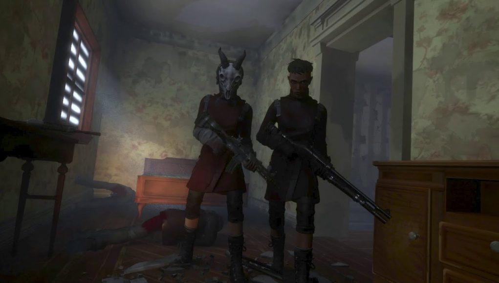 "VR游戏《行尸走肉:圣徒与罪人》已更新免费DLC""Aftershocks"""